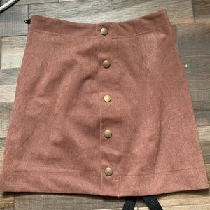 NEVER WORN LoveRichie Corduroy skirt